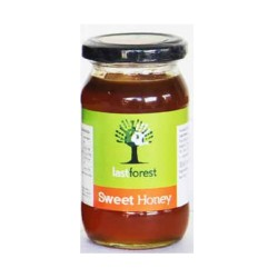 Wild forest honey - brown