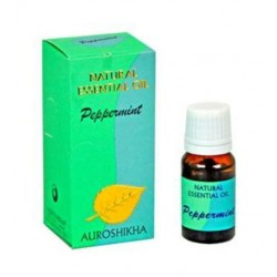 MENTA Mentha piperita AUROSHIKA - 100% NATURAL 10 ml