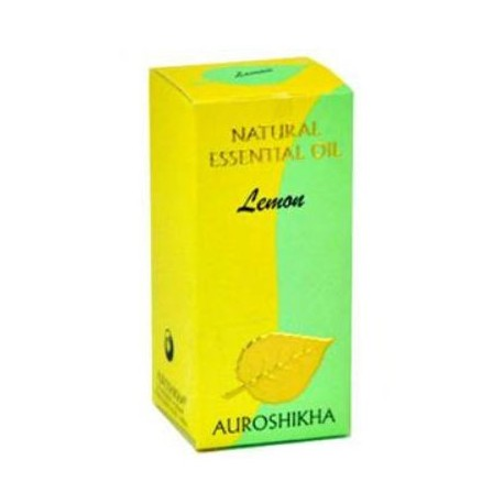 LIMÓN Citrus Limonum AUROSHIKA - 100% NATURAL 10 ml
