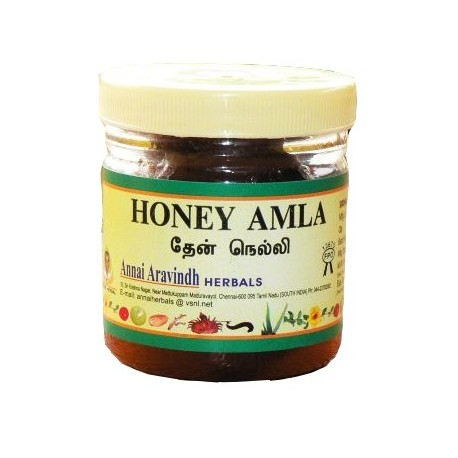 Amalaki preserved in honey